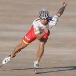 Ioseba – Campeón mundial 100m patinaje