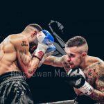 David «Infierno» Soria – Boxeador revelación 2018